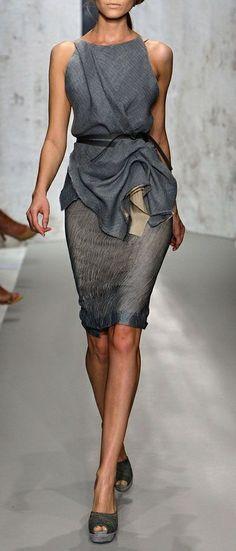Maryna Linchuk for Donna Karen Love Fashion 739af8365ad