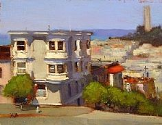 Brian Blood, Filbert Street, San Francisco (I own another version of this one)