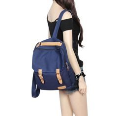 Cool! Fashion Style Capacity Canvas Multifunction Backpack  Handbag  Shoulder Bag just $34.99 from ByGoods.com! I can't wait to get it!