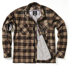 kevlar motorcycle flannel shirt The AXE Kevlar© Shirt by Crave Motorcycle Style, Bike Style, Motorcycle Outfit, Bobber Style, Scrambler Motorcycle, Rocker Look, Biker Gear, Mens Flannel Shirt, Moda Masculina