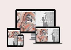 Solace London Responsive e-Commerce Website - Sandra Autukaite Portfolio - The Dots