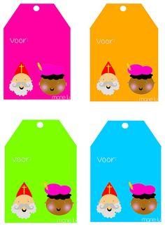 marie-lu: count your blessings labels voor /van de sint + blad wijzers !!