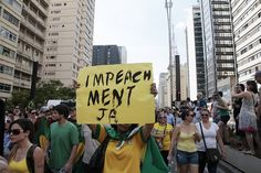 CARLOS  -  Professor  de  Geografia: Impeachment, golpe de Estado e ditadura de 'mercad...