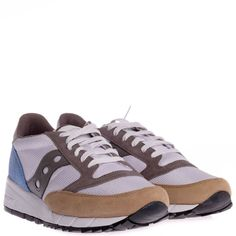 Saucony S70216-4 : Jazz '91 White/ Tan/ Light Blue Retro Running Sneaker for MEN in Clothes, Shoes & Accessories, Men's Shoes, Trainers | eBay