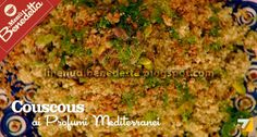 Cous Cous ai Profumi Mediterranei di Benedetta Parodi