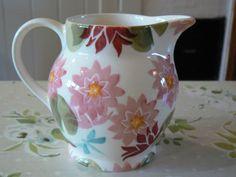 Emma Bridgewater WATER LILY 0.5 pint jug - exclusive to John Lewis, Spring 2015