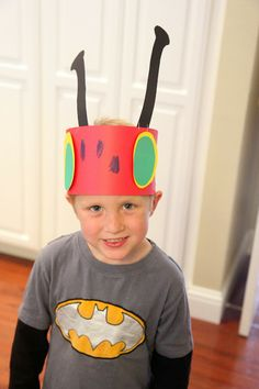 very hungry caterpillar hat