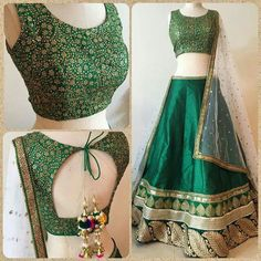 Buy Designer Indian Saree, Bollywood Collection of Anarkali Salwar Suits, Designer Gowns Choli Designs, Blouse Neck Designs, Lehenga Designs, Indian Lehenga, Red Lehenga, Lehenga Choli, Bridal Lehenga, Sarees, Indian Attire