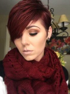 18. Pixie Haircut