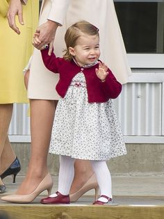 Princess Charlotte of Cambridge leaves from Victoria Harbour to board a sea-plane on the final day of her Royal Tour of Canada in Victoria, Canada 🇨🇦 -October . Royal Princess, Prince And Princess, Princess Diana, Little Princess, Duchess Kate, Duke And Duchess, Duchess Of Cambridge, Kate Middleton Prince William, Prince William And Kate