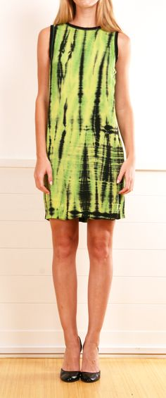 Great for vacation, this dress could easily go from beach to dancing. >>> prob. really cute with leggings too!