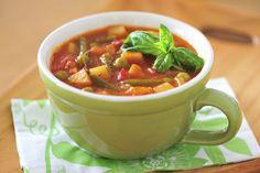 Sacred Heart Vegetable Soup Diet