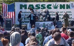 Thousands Support Legalization at the Annual Freedom Rally in Boston #HighFinanceReport