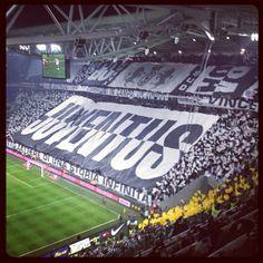 Juventus, The only one Juventus Soccer, Juventus Stadium, Juventus Fc, Soccer Fans, Football Fans, Notts County Fc, Sports Stadium, Best Club, World Football