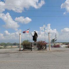 > Monumento al Indio Enriquillo  #bahoruco