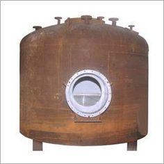 PTFE Lined Storage Tank Manufacturer, Supplier & Exporter