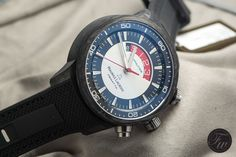 Fratello Watches has a look at the Maurice Lacroix Pontos S Regatta timer, reference PT6019-CAB01-330-1, limited to 125 pieces only.