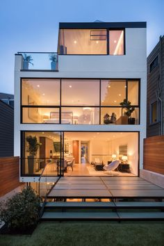 Striking Contemporar