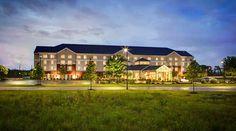 Hilton Garden Inn Akron-Canton Airport Hotel, OH - Hotel Exterior