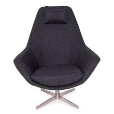 Egg Chair, Arne Jacobsen. Main Image Zoomed