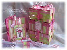 Northern Girl Stamper & Boutique: Pink Lady Bugs