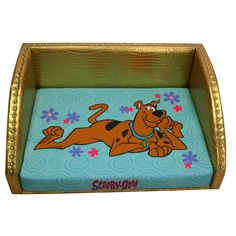 Scooby Doo Pet Bed Large Dog Bed