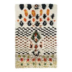 Wool & Cotton Rug-product