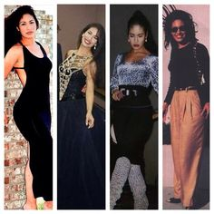 she had amazing style but I love love love the dress on the left