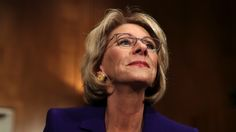 Sitting U.S. Senators Have Received $115,000 Directly from Betsy DeVos