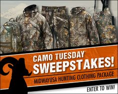 Enter to win a complete dove hunting gear package from MidwayUSA. Total ARV of prizes: $894.87! #Sweepstakes