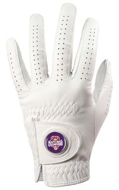 Clemson Tigers - Championship - Golf Glove - L