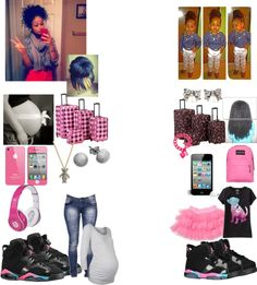 """""""Untitled #165"""" by jazmine-mad-swaggggg ❤ liked on Polyvore"""