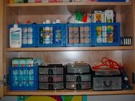 How to organize every part of your classroom. He even includes how much it will cost!