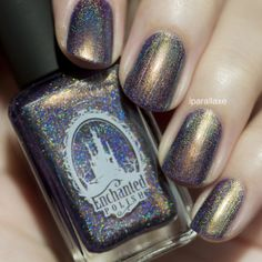 Enchanted Polish - Rare Magic (The Art of Magic Collection)