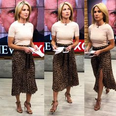 wears top and skirt. Tops, Heels, Roberto Coin, Skirts, How To Wear, Hello Friday, Zara Tops, Amy