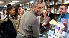 Barack Obama: Was liest der US-Präsident privat? - Kultur - Süddeutsche.de