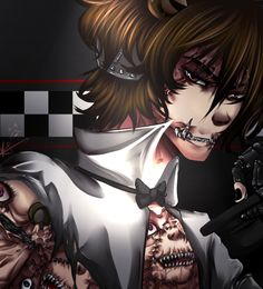 Amazing art of Nightmare Freddy Fnaf 1, Anime Fnaf, Five Nights At Freddy's, Creepy Games, Freddy's Nightmares, Freddy 3, Fnaf Characters, Freddy Fazbear, Sister Location