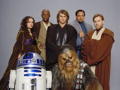 Star Wars Episode III: Revenge of the Sith Somehow I always hope ani will turn from the dark side