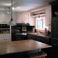 Budget Kitchen Makeover Mobile Home Dollars DIY Wow - Remodeling a mobile home kitchen