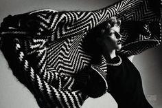 Daga Ziober by Mateusz Stankiewicz for Fashion Poland Winter 2011