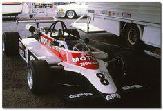 motul bmw  | Richard Dallest. Team AGS Motul GPA. AGS JH15 - BMW F2. 1981 European ...