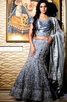 Attractive BIBI London Lehnga Collection 2015. Lehnga dress is an ideal dressing gown for many centuries in Asian royalty from marriage to any religious event.