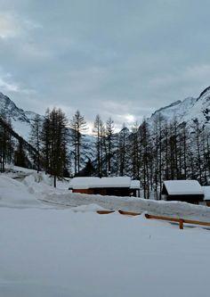 Reportaje de la Estación de Esquí de Zinal-Grimentz, Val D'Anniviers (Valais, Suiza)