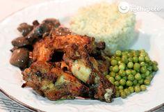 Y para cenar, ¿Qué os parecen estas alitas de pollo a la cerveza? Fácil y económicas http://www.recetasderechupete.com/alitas-de-pollo-a-la-cerveza/10493/ #derechupete