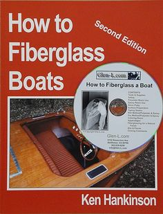 """A book of fiberglass construction. Not necessarily on boat construction or repair, but on just plain old """"How To Work with Fiberglass"""" so I can make some cool stuff."""