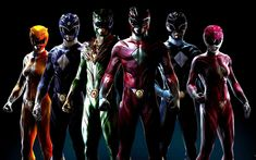 Mighty Morphin Power Rangers by Carlos Dattoli Power Rangers 2017, Go Go Power Rangers, Todos Os Power Rangers, Desenho Do Power Rangers, Mighty Morphin Power Rangers, Kamen Rider, Ranger Verde, Gi Joe, Pawer Rangers