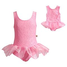 Toddler Girl Pretty in Pink Dance Set with Matching Doll Outfit Size M Dollie & Me http://www.amazon.com/dp/B0116E7T0C/ref=cm_sw_r_pi_dp_uSpNvb1T2YJ9A