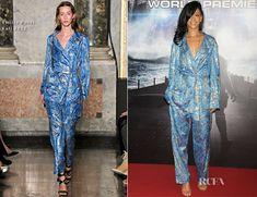 Rihanna In Emilio Pucci - 'Battleship' Japan Premiere