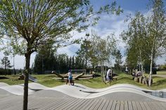 Drapers Field by KLA «  Landscape Architecture Works | Landezine