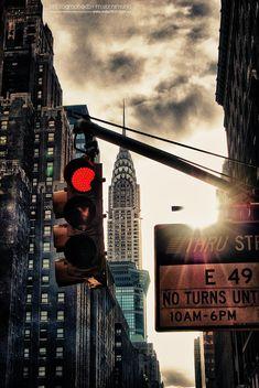 New York Sunset by Michael Stirnimann, via 500px #new york city #nyc